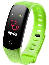 abordables -Bracelet à puce CB608 PRO for iOS / Android 4.3 et supérieur Ecran Tactile / Moniteur de Fréquence Cardiaque / Créatif Podomètre / Moniteur de Sommeil / Trouver mon Appareil