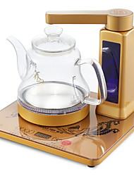 Недорогие -Электронный горшок Cool / Многофункциональный стекло / ABS + PC Термопечи / Водяные печи 220 V 1000 W Кухонная техника