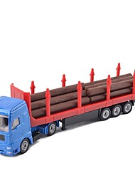 Недорогие -Игрушечные машинки Грузовик Транспортер грузовик Новый дизайн Металлический сплав Все Детские / Для подростков Подарок 1 pcs