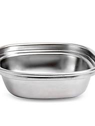 Недорогие -Нержавеющая сталь Глубокие тарелки Скорость Простой Кухонная утварь Инструменты Повседневное использование Для приготовления пищи Посуда 4шт