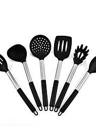 Недорогие -Кухонные принадлежности Нержавеющая сталь + пластик Новый дизайн / Многофункциональный / Творческая кухня Гаджет