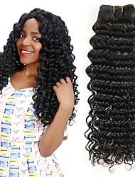 levne -3 svazky Brazilské vlasy Velké vlny Remy vlasy Lidské vlasy Vazby Bundle Hair Jeden balíček Solution 8-28 inch Přírodní barva Lidské vlasy Vazby Jednoduchý Žhavá sleva Hedvábné vlasy Rozšíření lidsk