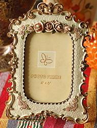 Недорогие -Европейский стиль Резина Зеркальное Рамки для картин, 1шт