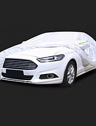 Недорогие -Закрытая чашечка Автомобильные чехлы Хлопок / Алюминиевая пленка Отражение / Предупреждающая панель Назначение Ford Mondeo Все года для Все сезоны