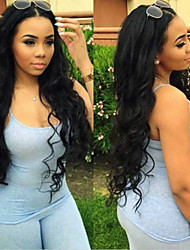 cheap -6 Bundles Indian Hair Body Wave Unprocessed Human Hair / Human Hair Natural Color Hair Weaves / One Pack Solution / Human Hair Extensions 8-28 inch Human Hair Weaves Fashionable Design / Soft / New