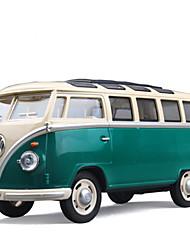 Недорогие -Игрушечные машинки Автобус Транспорт / Воин / Автомобиль Вид на город / Cool / утонченный Металл Все Детские / Для подростков Подарок 1 pcs