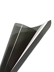 Недорогие -Factory OEM Темно-русый Автомобильные наклейки Деловые Пленка переднего лобового стекла (коэффициент пропускания> = 70%) Автомобильная пленка