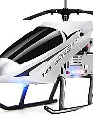 Недорогие -Самолет на радиоуправлении XINGYUCHUANQI XY-02 3,5-канальн. 2.4G 10KM / H КМ / Ч Готов к использованию Коллекторный электромотор