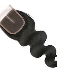 halpa -1 paketti Brasilialainen Runsaat laineet 100% Remy Hair Weave -paketit Hiukset kutoo Aitohiuspidennykset 8-20inch Luonnollinen väri Hiukset kutoo Vastasyntynyt Vesiputous Cute Hiukset Extensions