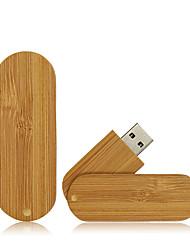 Недорогие -Ants 32 Гб флешка диск USB USB 2.0 Дерево / Бамбук Вращающийся