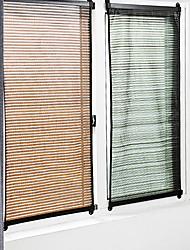 abordables -Puerta Panel Cortinas cortinas Sala de estar Geométrico Algodón / Poliéster Estampado reactivo
