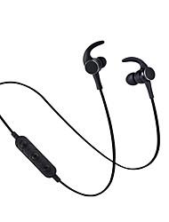 baratos -JTX ST-i9M No ouvido Sem Fio Fones Fones Aluminum Alloy Esporte e Fitness Fone de ouvido Com Microfone / Com controle de volume / Atração de ímã Fone de ouvido