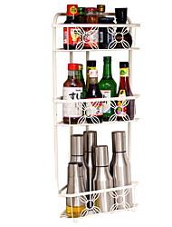 baratos -Utensílios de cozinha Inoxidável Rapidez / Simples Suporte Uso Diário / Para utensílios de cozinha 1pç
