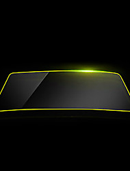 abordables -Gris Autocollant pour auto Business Faible dissimulation (transmission> 35%) Film de voiture