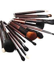 Недорогие -профессиональный Кисти для макияжа Уход за кожей 21pcs Закрытая чашечка Деревянные / бамбуковые за