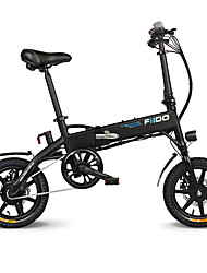 cheap -Electric Bike / Smart  Bike Bicycle Cycling 14 Inch Disc Brake Ordinary / Standard Aluminium alloy
