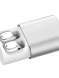 economico -QCY T1 Pro Nell'orecchio Bluetooth4.1 Auricolari e cuffie Auricolari Rame Guida Auricolare Mini / Dotato di microfono cuffia