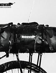 Недорогие -RHINOWALK 20 L Waterproof / Сумка на багажник велосипеда / Сумка на бока багажника велосипеда Водонепроницаемость, Дожденепроницаемый, Велоспорт Велосумка/бардачок Терилен Велосумка/бардачок Велосумка