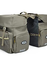cheap -50 L Bike Panniers Bag Waterproof, Rain-Proof, Cycling Bike Bag 600D Polyester Bicycle Bag Cycle Bag