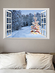 Holiday Wall Stickers