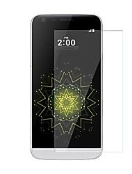economico -Proteggi Schermo per LG LG G5 Vetro temperato 1 pezzo Proteggi-schermo frontale Durezza 9H / Estremità angolare a 2,5D / Anti-graffi