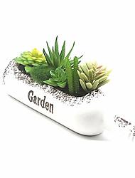 Недорогие -Искусственные Цветы 1 Филиал Классический Модерн / Пастораль Стиль Ваза Букеты на стол