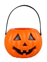 abordables -Décorations de vacances Décorations d'Halloween Halloween divertissant / Objets décoratifs Décorative / Cool Orange 1pc