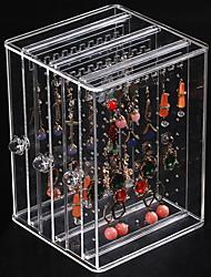 Недорогие -Место хранения организация Ювелирная коллекция Акрил Прямоугольная форма Творчество