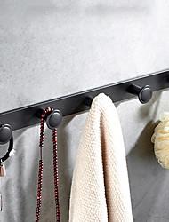 abordables -Crochet à Peignoir Design nouveau / Cool Moderne Aluminium 1pc Montage mural