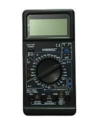 Недорогие -m890c lcd портативный цифровой мультиметр, используемый для дома и автомобиля