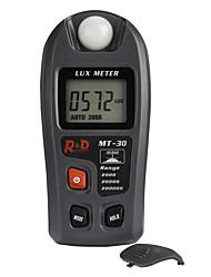 Недорогие -р&d mt-30 цифровой измеритель освещенности измеритель люминометра высокая точность