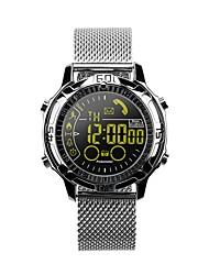 Недорогие -Смарт Часы EX28A для Android iOS Bluetooth Водонепроницаемый Длительное время ожидания Регистрация деятельности Регистрация дистанции Информация / Секундомер / Напоминание о звонке / будильник