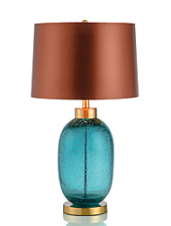 cheap -Table Lamp For Bedroom / Dining Room Glass 110-120V / 220-240V Blue / Purple