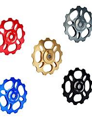 Недорогие -Шоссейные велосипеды / Горный велосипед Переключатели Алюминий 7075 Износоустойчивый / Пригодно для носки / Алюминиевый сплав 7075