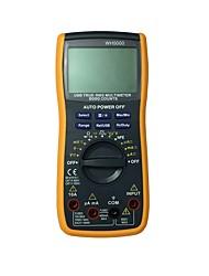 Недорогие -Портативный цифровой мультиметр wh5000 lcd для дома и автомобиля