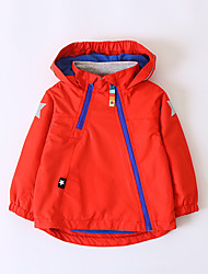 cheap -Kids / Toddler Boys' Solid Colored Long Sleeve Jacket & Coat