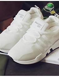 Női Kényelmes cipők Háló Tavasz   Ősz Sportcipők Futócipő Alacsony Fehér    Fekete 7fc2204377