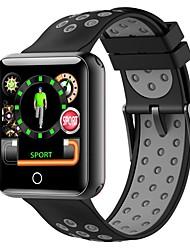 baratos -BoZhuo q18 Pulseira inteligente Android iOS Bluetooth Esportivo Impermeável Monitor de Batimento Cardíaco Medição de Pressão Sanguínea Calorias Queimadas Cronómetro Podômetro Aviso de Chamada Monitor