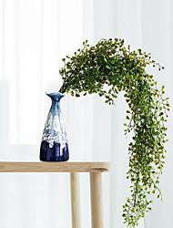 cheap -Artificial Flowers 1 Branch Classic Stylish / Modern Plants Wall Flower