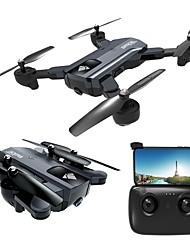baratos -RC Drone F196 RTF 4CH 6 Eixos 2.4G Com Câmera HD 2.0MP 720P Quadcópero com CR Retorno Com 1 Botão / Modo Espelho Inteligente Quadcóptero RC / Controle Remoto / 1 Cabo USB