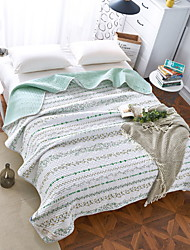 cheap -Comfortable - 1pc Quilt Summer Polyester Print