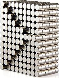 Недорогие -Магнитный конструктор Магнитные палочки Магнитные плитки 500 pcs Natsume Такаси Подушка Стикер на двери внедорожник Все Мальчики Девочки Игрушки Подарок