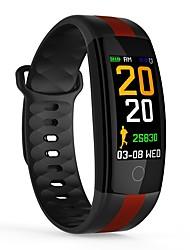 billige -Smart Armbånd JSBP-QS01 for Android 4.4 og iOS 8.0 eller nyere Pulsmåler / Vandtæt / Blodtryksmåling / Brændte kalorier / Lang Standby Skridtæller / Samtalepåmindelse / Aktivitetstracker
