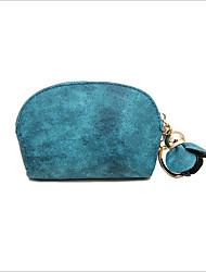 abordables -Femme Sacs PU Porte-Monnaie Fermeture Rose Claire / Beige / Bleu de minuit