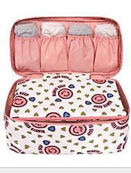 cheap -Polyester Carry-on Bag Zipper Pale Blue / Navy Blue / Pink