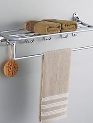economico -Porta rotolo di carta igienica Nuovo design / Fantastico Modern Acciaio inox / ferro 1pc Matrimoniale Montaggio su parete