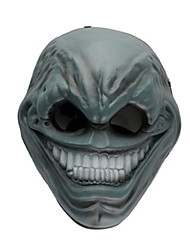 cheap -Holiday Decorations Halloween Decorations Halloween Masks / Halloween Entertaining Decorative / Cool Blue 1pc