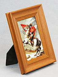 baratos -Estilo Moderno Resina Pintura Molduras, 1pç