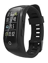 Недорогие -Indear S908PLUS Умный браслет Android iOS Bluetooth GPS Спорт Водонепроницаемый Пульсомер Сенсорный экран / Израсходовано калорий / Хендс-фри звонки / Педометр / Напоминание о звонке
