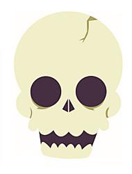Недорогие -Оконная пленка и наклейки Украшение Простой / Хэллоуин Праздник ПВХ Глянцевый / Стикер на окна / Гостинная / Магазин / Кафе